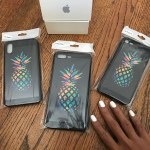 Phone case for iPhone 7, 7+, 8, 8+ & X